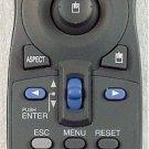 SMK LASER PROJECTOR REMOTE controller JQA pointer INTERLINK JIS C 6802 41026A