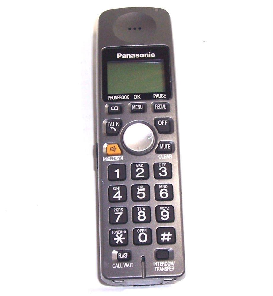 Panasonic KX TGA101B Cordless Handset - TG1031B PQLV30053ZAB TG1034 TG1033 phone