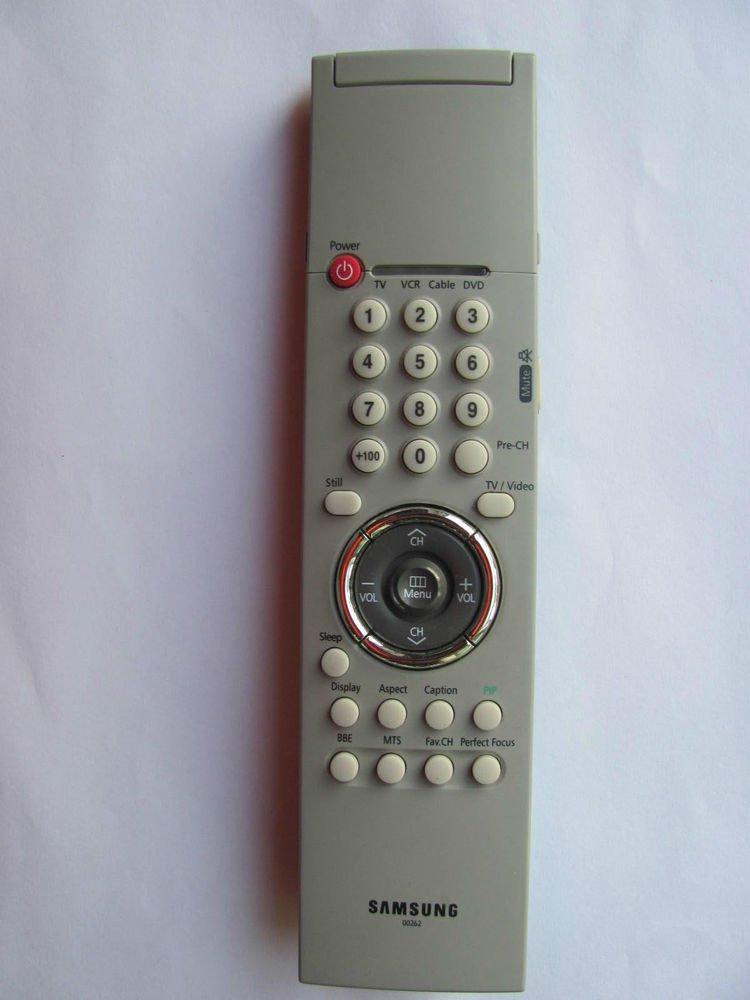 SAMSUNG 00262 Remote Control HCM4215WX HCM4216W HCM422WX HCN436W HCN4727 HCN553W