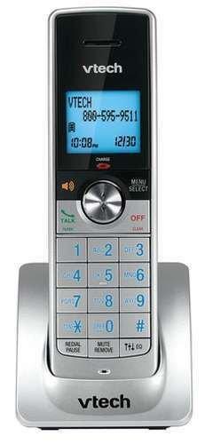 Vtech LS6326 handset & remote base - DECT CORDLESS PHONE v tech charging ac dc