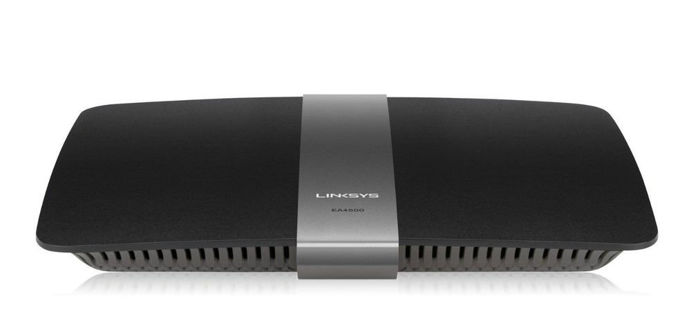 Linksys EA4500 DUAL BAND N900 SMART WiFi ROUTER internet USB Ethernet Wireless N