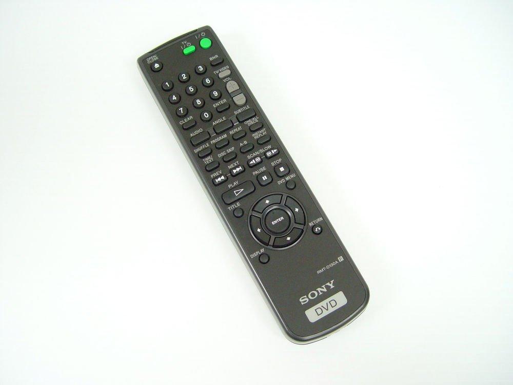 SONY RMT D130A R  REMOTE CONTROL - DVD DUV NC600 DVP N600C NC600 NS600 HTS5100D
