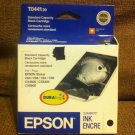 Epson T0441 BLACK Ink C64 C66 C84 C86 CX4600 CX6400 CX6600 printer TO441
