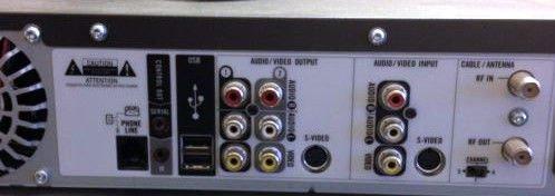 TiVo Series 2 TCD540040 digital video receiver recorder DVR 40GB cable box