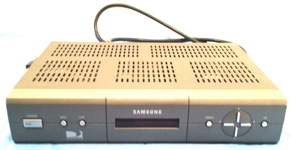 Direc Tv Samsung SIR S300W Digital multi Satellite Receiver cable box converter