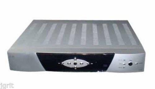 DISH Network 381 Digital Satellite Receiver cable box HDMI S-video converter