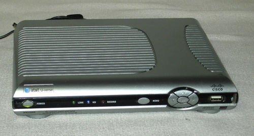 Scientific Atlanta IPN330HD AT T U verse HDMI USB Cisco cable box internet att