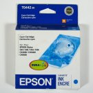 Epson T0442 BLUE Color Ink C64 C66 C84 C86 CX4600 CX6400 CX6600 printer cayan