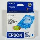 Epson T0442 BLUE Color Ink C64 C66 C84 C86 CX4600 CX6400 CX6600 printer cayan