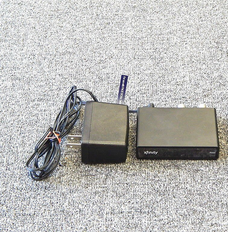 xfinity DC50Xu Receiver TV cable digital transport adapter DTA television MAC