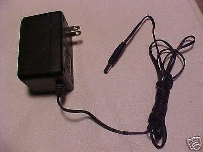 9 volt MK 4102 A 9v power supply Sega Genesis CD game console transformer plug