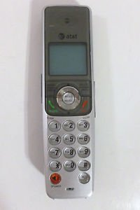 SL82418 AT T HANDSET = DECT 6.0 cordless tele phone speaker att