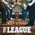 THE LEAGUE season two second DVD 2 disc set - Josh CRIBBS Terrell SUGGS - new