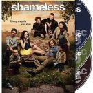 Shameless third Season 3 three boxed set DVD 2013 color 650 min. Gallagher Macy