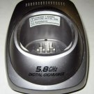 PQLV30042ZAM PANASONIC remote base - KX TGA560M TG5432M TG5632 charger phone ac