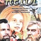 Jennifer Edwards Heidi DVD (color) Max Schell Michael Redgrave Johana SPYRIS