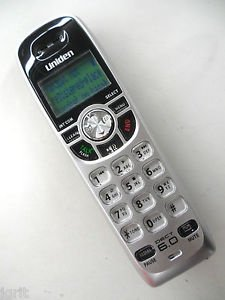 Uniden Dect 1580-2 HANDSET - cordless expansion telephone remote 6.0 GHz phone