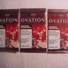 3 new baseball PACK 1999 UPPER DECK OVATION - Mickey MANTLE piece of history