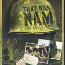 new - That Was Nam Collection Historical 80 Documentaries 9 disc boxed set DVD