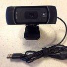 Logitech Webcam USB Carl Zeiss Tessar Lens Optics PC Laptop computer