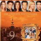 FRIENDS Ninth 9th Season Nine 9 boxed 4 DVD set 2005 Jennifer ANISTON 620mins