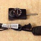 Presto POWER CORD magnetic plug 0692505 & 0692001 electric skillet griddle fryer