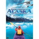 Discover Alaska: The Great Outdoors 5 disc DVD Set Collector's Tin fishing bears