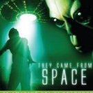 4 DVD set 20 movies - INVASION,PLANET OUTLAWS,UNKNOWN WORLD,THEY,ALIEN SPECIES