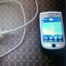 White Blackberry Torch 9800