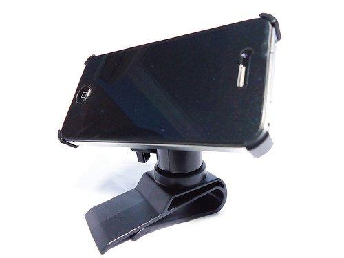 iPhone 4 Car Sun Visor Mount