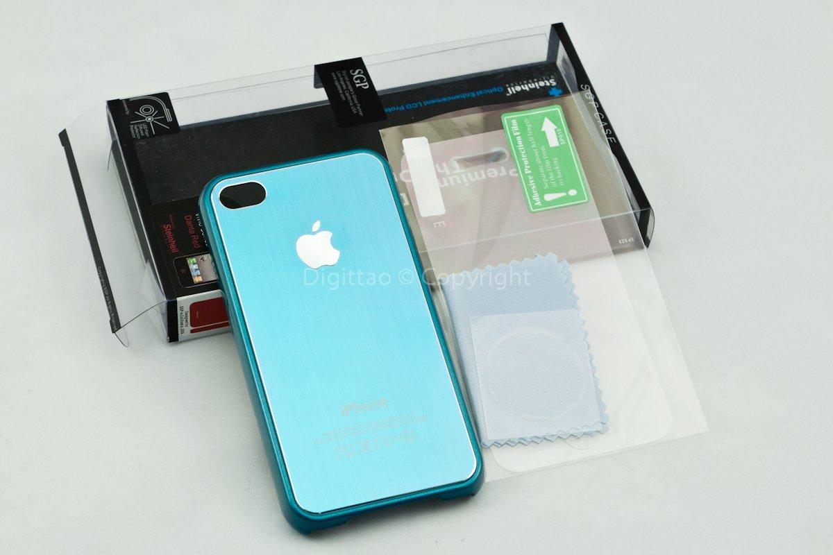 iPhone4 case SGP (BLUE)
