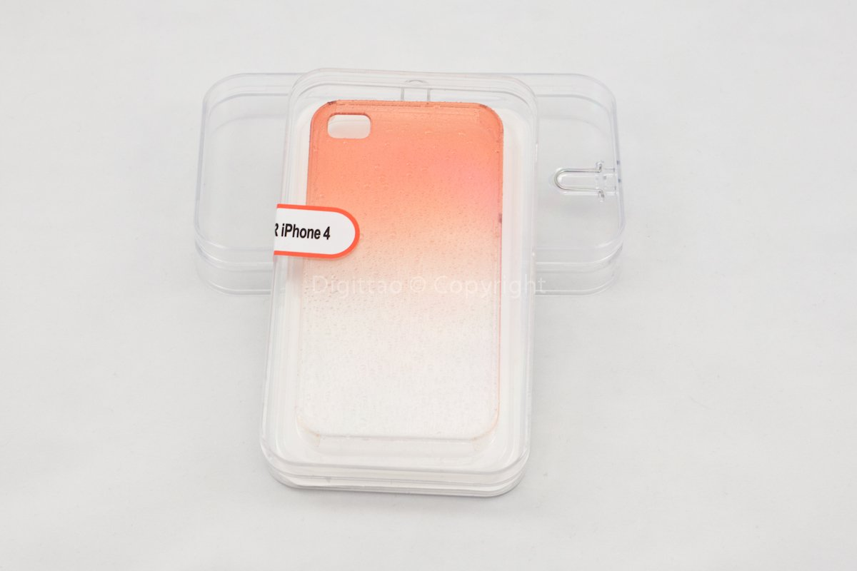 iPhone cases WaterDrops classic (ORANGE)