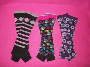 Child Arm Warmers