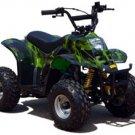 70cc ATV Four Wheeler Quad