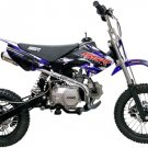 124cc Dirt Bike