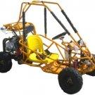 90cc Single Seat Go Cart