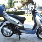 150cc Four Stroke Moped