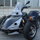 250cc 3 Wheel Street Cruiser