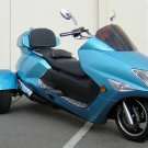 300cc 3 Wheel Moped Scooter
