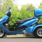 150cc Trike Moped Scooter