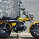 123cc Street Legal Motor Bike