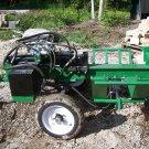 30 Ton Horizontal Log Splitter