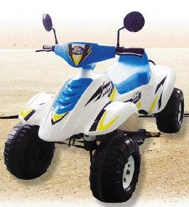 Kids Beach Racer Power Wheel