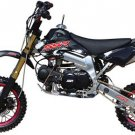 125cc Motocross Bike