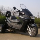 150cc Three Wheeled Scooter