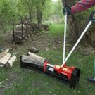 10 Ton Manual Log Splitter