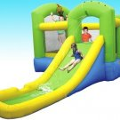 Moonwalk Water Slide