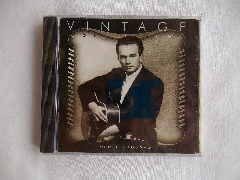 VINTAGE COLLECTIONS, Merle Haggard CD