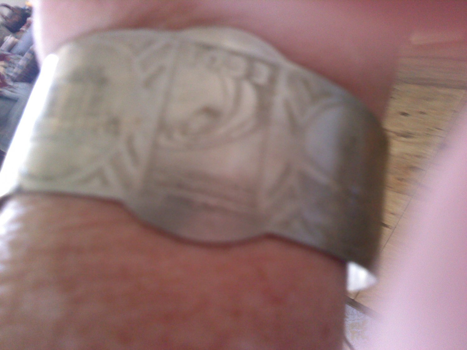 1933 CHICAGO WORLDS FAIR BRACELET