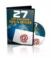 27 List Building Tips n Tricks - Video Series